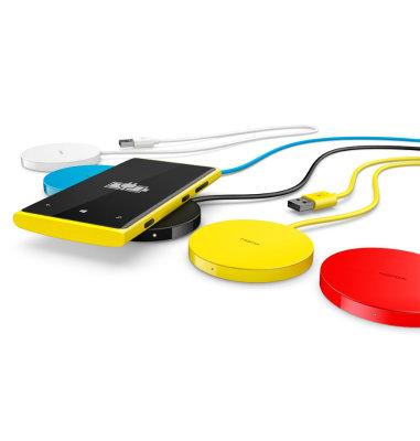Nokia DT-601 pločica za bežično punjenje:  crvena