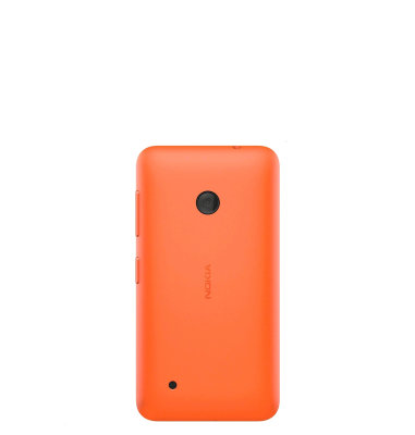 Nokia CC-3084 kućište: narančasta (Nokia Lumia 530)