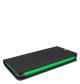 Mozo preklopna maska Lumia 535: crna
