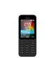 Nokia 215 Dual SIM: crni