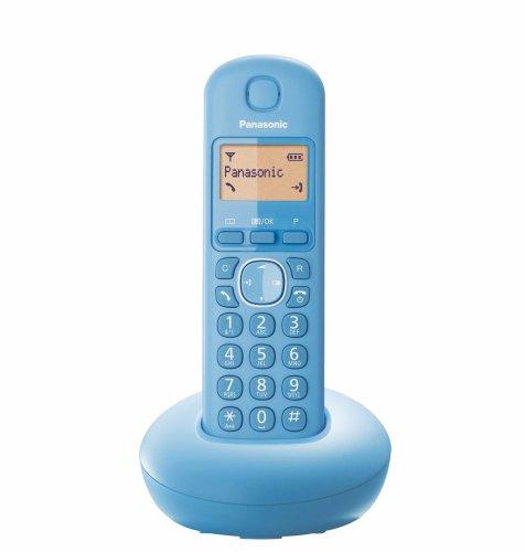 Panasonic dect KX-TG B 210FXF: plavi