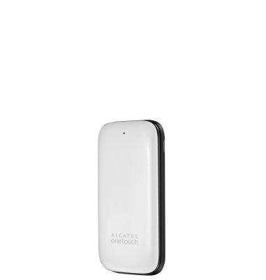 Alcatel 1035D: bijeli