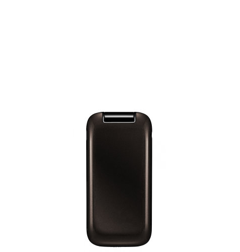 Alcatel 1035D: tamno smeđa