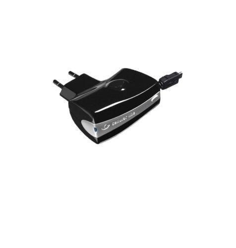 Cellular Line kućni punjač micro USB1 ROLER: crna