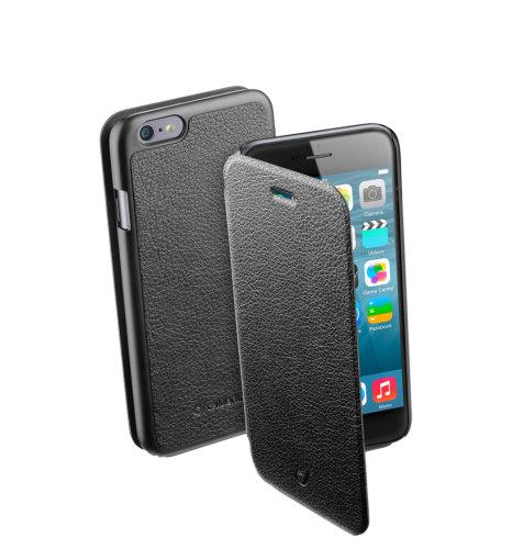 Cellular Line preklopna zaštita za uređaj ES iPhone 6: crna