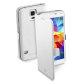 Cellular Line preklopna zaštita za uređaj Samsung Galaxy S5: bijela