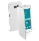 Cellular Line preklopna zaštita za uređaj Samsung Galaxy S6: bijela