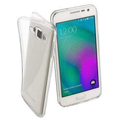 Cellular Line silikonska zaštita za uređaj Samsung Galaxy A3