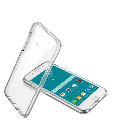 Cellular Line prozirna zaštita za uređaj Samsung Galaxy S6
