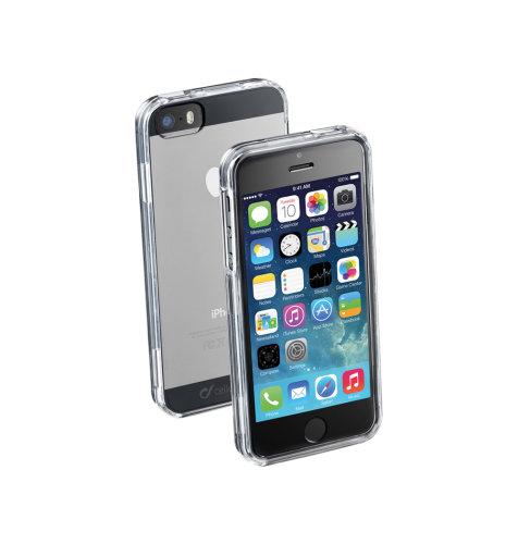 Cellular Line prozirna zaštita za uređaj iPhone 5