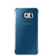 Samsung Galaxy S6 Clear View Cover torbica plava