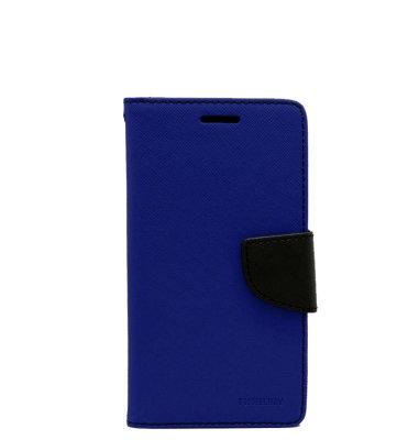 Alcatel Idol 3 4.7 preklopna maska: tamno plava