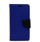 Alcatel Idol 3 5.5 preklopna maska: tamno plava