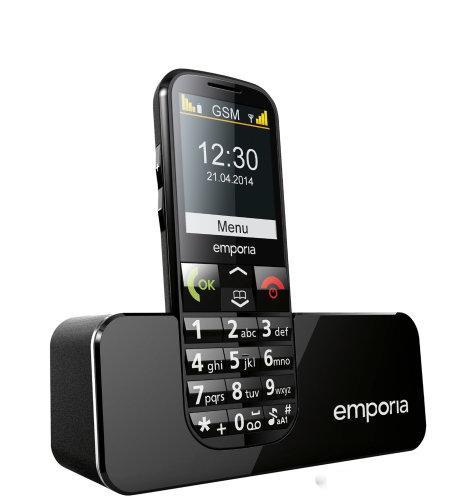 Emporia ECO C160: crni