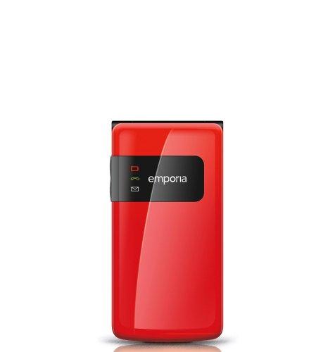 Emporia FLIPbasic F220: crvena
