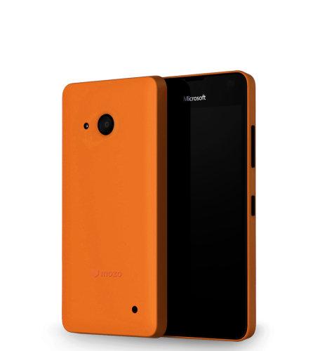 Mozo plastična maska Lumia 550: narančasta