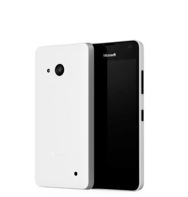 Mozo plastična maska Lumia 550: bijela