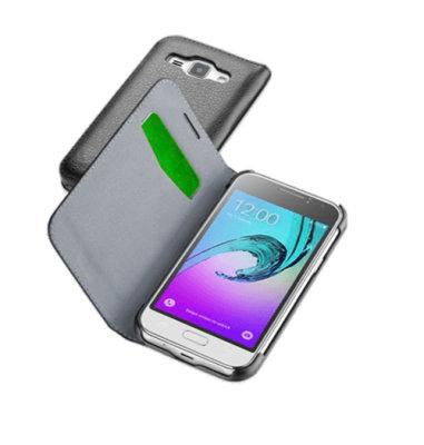 Cellular Line preklopna zaštita za uređaj Samsung Galaxy J1 BK