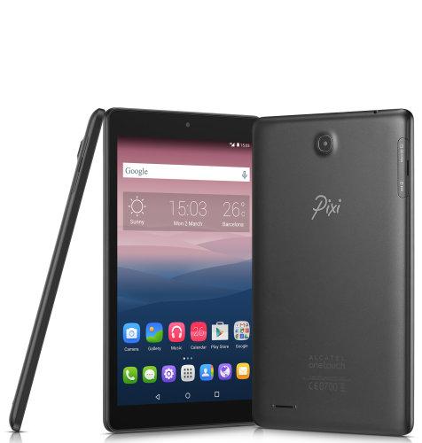 """Alcatel Pixi 8"""" 4G (OT-9022X): sivi"""
