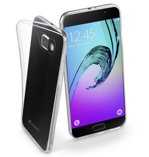Cellular Line silikonska zaštita za uređaj Samsung Galaxy A5 2016