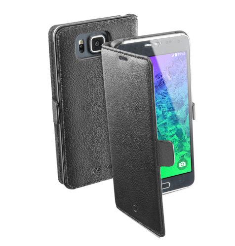 Cellular Line preklopna zaštita za uređaj Samsung Galaxy J5 : crna