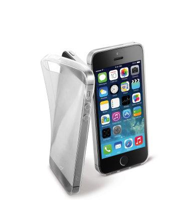 Cellular Line silikonska zaštita za uređaj iPhone 5/5S