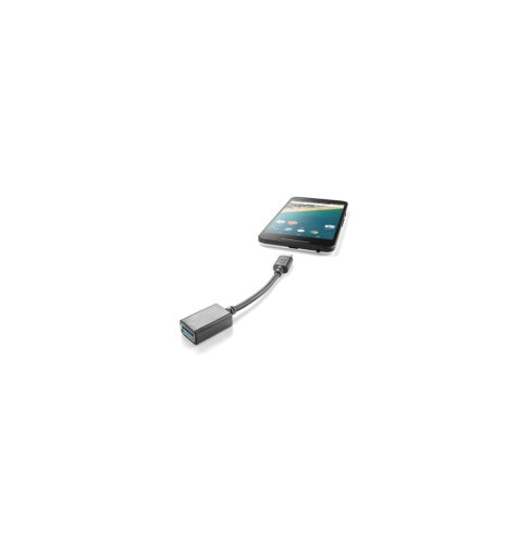 Cellular Line adapter USB-A-USB-C