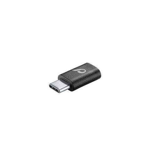 Cellularline adapter USB-USB-C