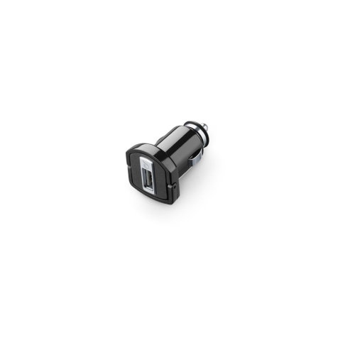 Cellular Line auto punjač USB micro 2A: crna