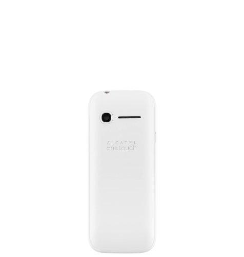 Alcatel OT-1054D: bijeli