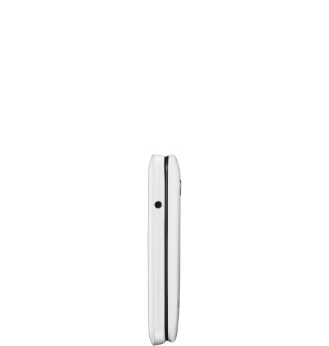 Alcatel OT-2051D: bijela