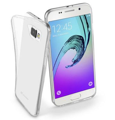 Cellular Line silikonska zaštita za uređaj Samsung Galaxy A3 2016