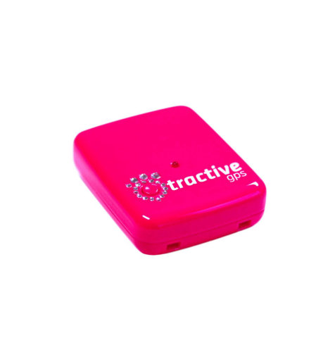 Tractive GPS Swarovski edition