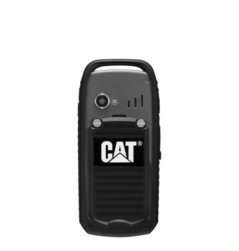 CAT® B25 Dual SIM: crni