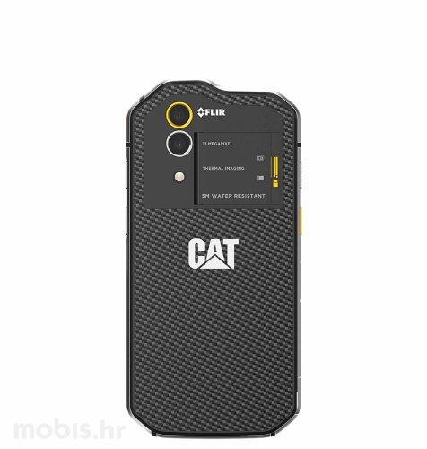CAT® S60 Dual SIM: crni
