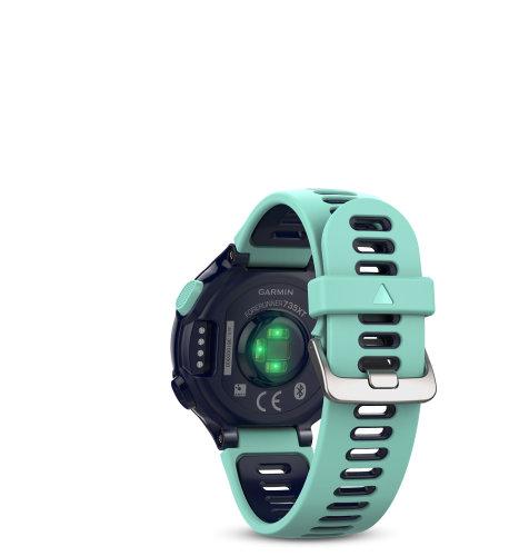 Garmin Forerunner 735XT: plavo - ledeno plavi