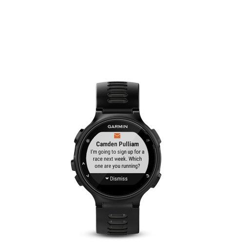 Garmin Forerunner 735XT HRM - Tri: crno – sivi