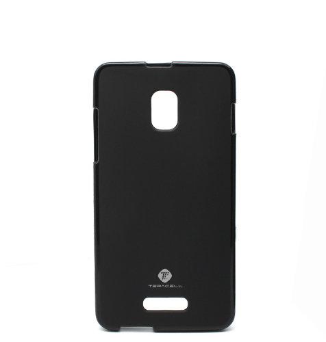 Teracell Giulietta maska  za Alcatel OT-5022D Pop Star: crna