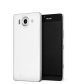 Mozo kožna maska Lumia 950: bijelo-srebrna + WLC & NFC