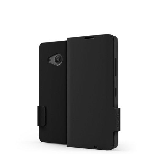 Mozo preklopna maska Lumia 730: crna