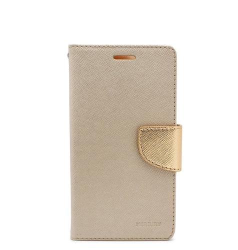 Mercury preklopna torbica  za Alcatel Pop UP/6044D: zlatna