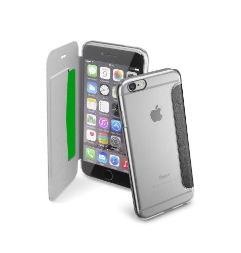Cellular Line preklopna zaštita za uređaj iPhone 6: crna