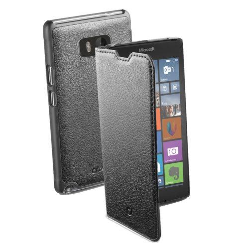 Cellular Line preklopna zaštita za uređaj Lumia 640: crna