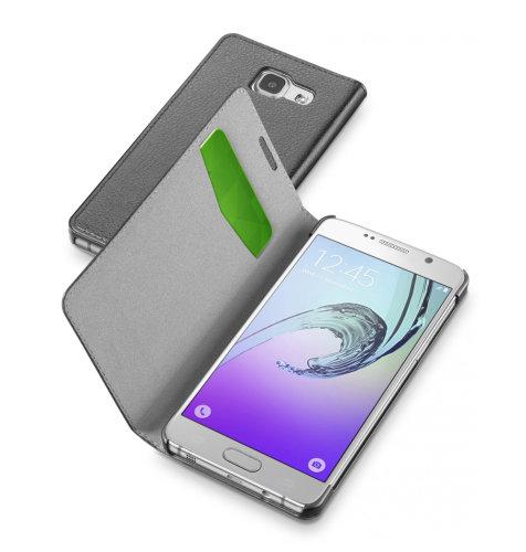 Cellular Line preklopna zaštita za uređaj Samsung Galaxy A3: crna 2016