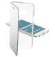 Cellular Line preklopna zaštita za uređaj Samsung Galaxy S6: srebrna