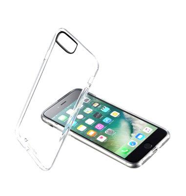 Cellular line plastična zaštita za uređaj iPhone 7/8/SE2: prozirna