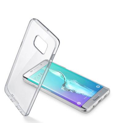 Cellular Line prozirna zaštita za uređaj Samsung Galaxy S6 EDGE