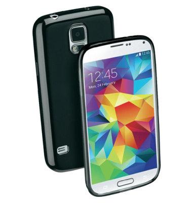 Cellular Line silikonska zaštita za uređaj Samsung Galaxy S5: crna