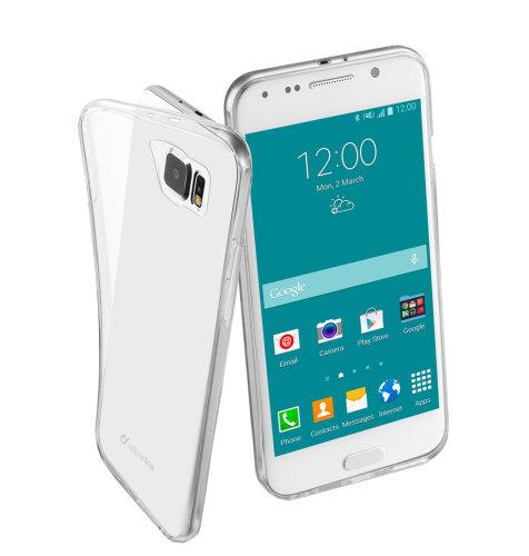 Cellular Line silikonska zaštita za uređaj Samsung Galaxy S6