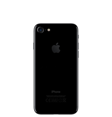 Apple iPhone 7 128GB: Jet crni